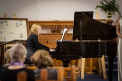 Captivating Classics Concert May 2016, - Iwona Staniszewska (piano).
