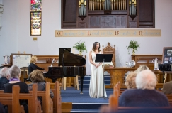 Captivating Classics Concert May 2016 - Emma Pettemerides (Soprano)