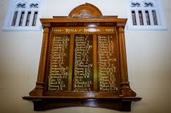 Ross Memorial Roll of Honour
