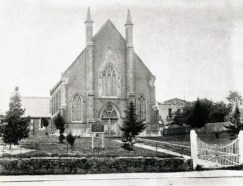 2nd  Chapel, opened 1865