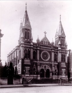 3rd Trinity Church, built 1893