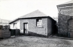First Methodist Chapel, c.1834