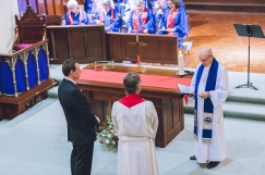 Induction Service for Rev Craig Collas & Rev Dr Herman Nienaber