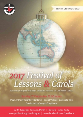 2017 Festival of Lessons and Carols