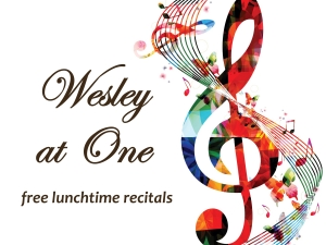 Wesley Recital 7 June