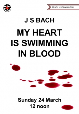 My Heart is Swimming in Blood