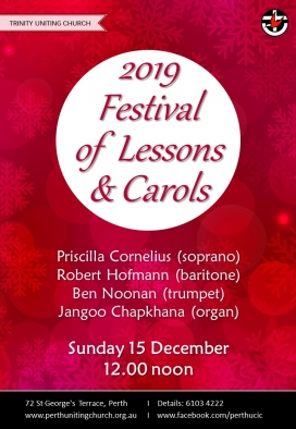 2019 Festival of Lessons and Carols